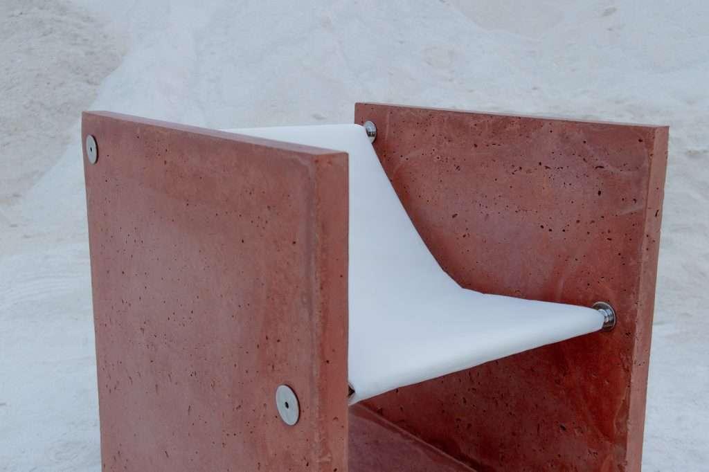Horváth Anna tervezése: szék