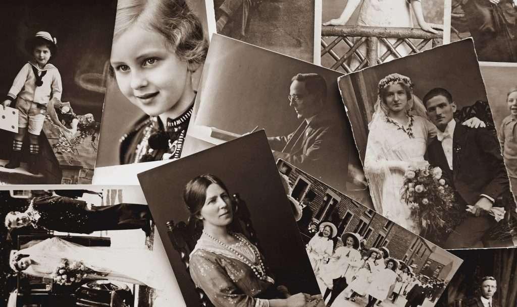 Régi, családi fotók